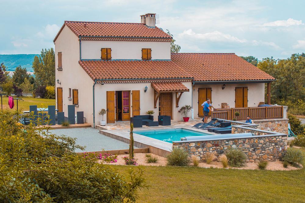 Étonnant Aménagement terrasse piscine extérieure, Aménagement abord, plage OR-43